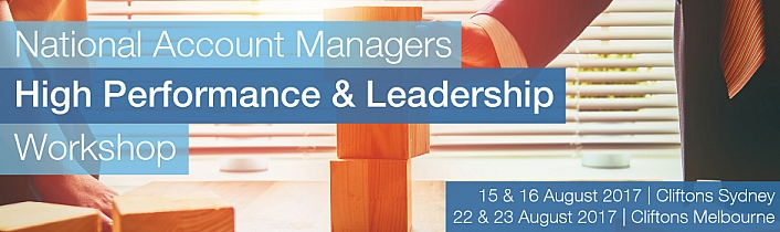 National Account Managers High Performance & Leadership Workshop