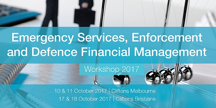 Emergency Services, Enforcement and Defence Financial Management Essentials Workshop