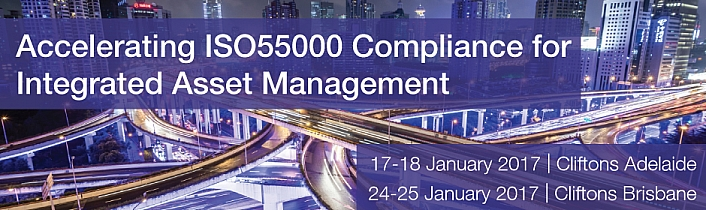 Accelerating ISO55000 Compliance for Integrated Asset Management