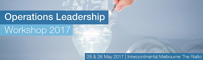 Operations Leadership Workshop 2017