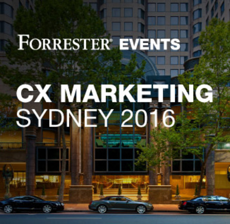 CX MARKETING SYDNEY 2016
