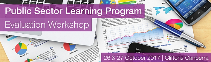 Public Sector Learning Program Evaluation Workshop