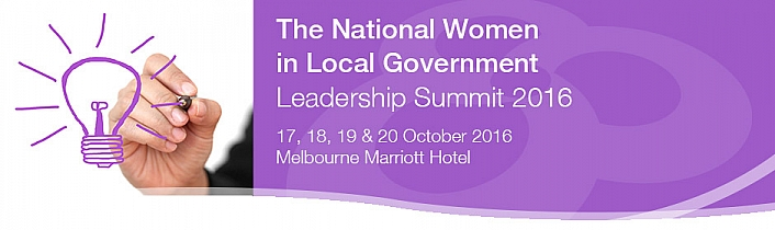 The National Women in Local Government Leadership Summit 2016