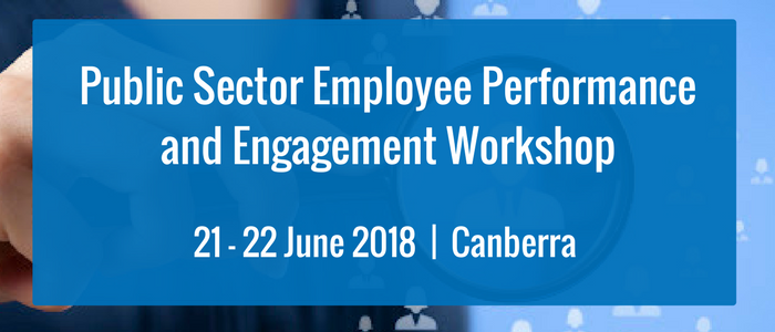 Public Sector Employee Performance and Engagement Workshop
