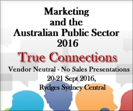 Marketing and the Australian Public Sector 2016