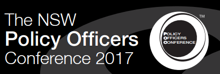 The NSW Policy Officers' Conference 2017