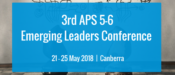 3rd APS 5-6 Emerging Leaders Conference