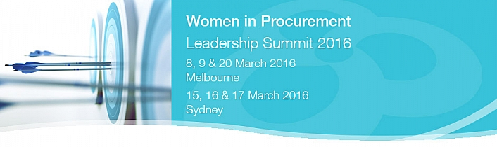 The Women in Procurement Leadership Summit 2016