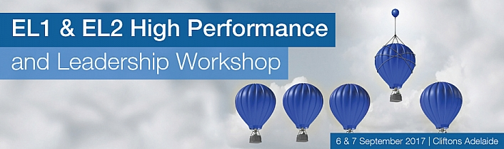 EL1 & EL2 High Performance and Leadership Workshop