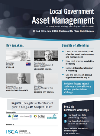 Local Government Asset Management