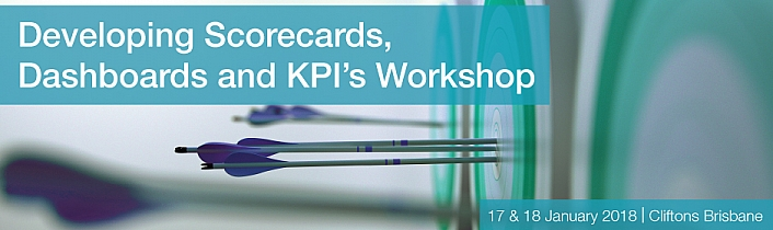 Developing KPI's, Scorecards & Dashboards Workshop