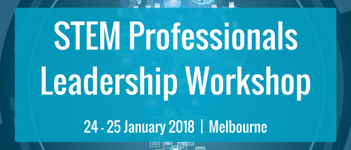 STEM Professionals Leadership Workshop