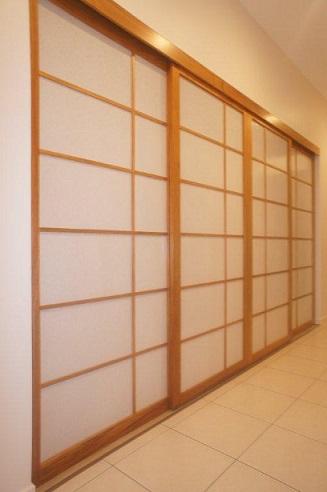 Shoji Screens \u0026 Doors & SHOJI SCREENS \u0026 DOORS | Bi-fold doors Hinged doors Sliding doors