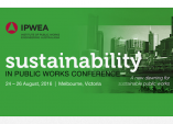 Conference: A New Dawning for Sustainable Public Works