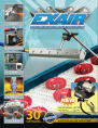 EXAIR's New Catalogue 30 Features new Cabinet Coolers, Conveyors, HEPA Vacs and Air Jets