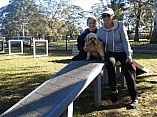 Shellharbour Council Welcomes New Dog Agility At Off Leash Park