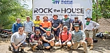 USG Boral helps to build 12 houses for underprivileged families in Indonesia