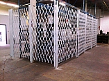 Innovative Warehouse Racking Gates for Inventor Control