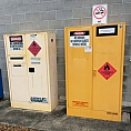 The risks of using Indoor Flammable Liquids Storage Cabinet's outdoors