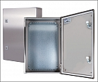 Value that won't corrode – Stainless Steel wall-mount enclosures