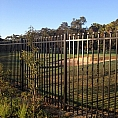SecuraTop® security fencing runs along Narrabeen Lagoon Trail