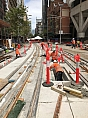 Sydney Light Rail Underway