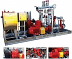 Fire Water Pumps Set by Dynapumps