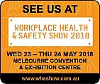 Pervidi at Workplace Health & Safety Show 2018