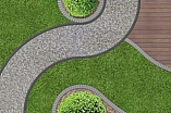 Enhance your garden with Stoneset hardscaping