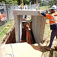 CUBIS install fit rail pit in $10.9b Metro Tunnel Project, Melbourne