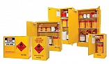 STOREMASTA Hazardous Flammable Storage Cabinets