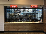 Security Trellis Gates for Hungry Jacks