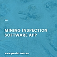 Mining Inspection Software App