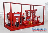 Fire Water Pump Skid for the Sissingue Gold Project