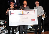 SEW-EURODRIVE charity night reaps $110K for Mental Illness Fellowship