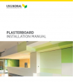Release of USG Boral Plasterboard Installation Manual