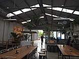 Thermofilm Commercial Project: King of the Castle Cafe, Geelong West