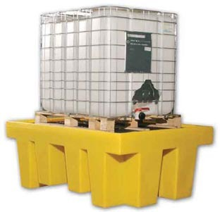 Spill Containment Units Ibc Bund By Spill Station Australia