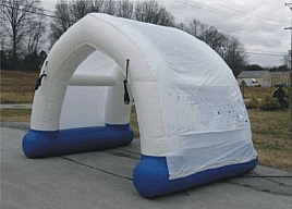 Ezy-Shelter by GIANT INFLATABLES INDUSTRIAL SOLUTIONS, VIC 3195