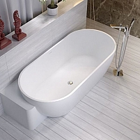 Back-to-wall bath - S62 by EUROBATH.COM.AU, NSW 2093
