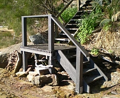 Roocycle Stairs by MOODIE OUTDOOR PRODUCTS, NSW 2111