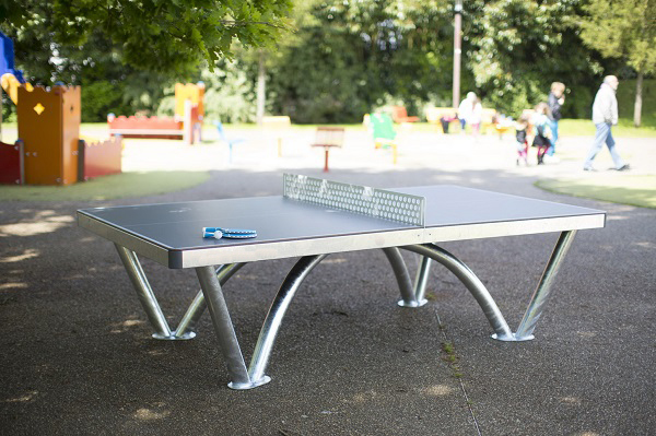 Moodie hd outdoor table tennis table by moodie outdoor products - Weatherproof table tennis table ...