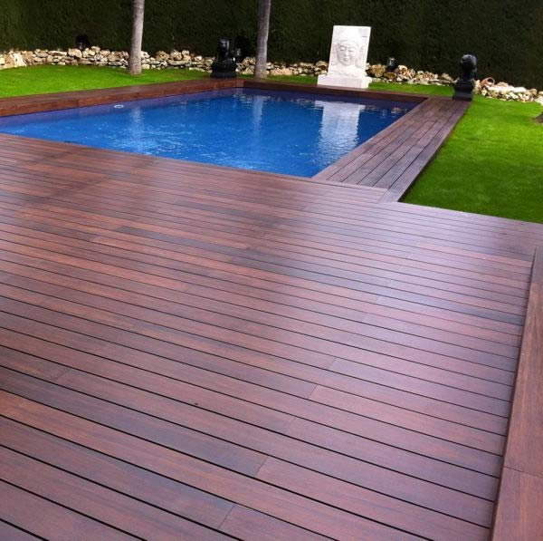 Eco Core 174 Moso Bamboo X Treme Decking By Global Ventures