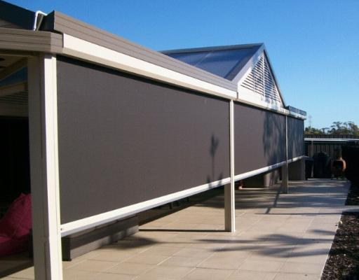 Executive motorised screens by phantom screens for Phantom executive screens