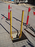 Reverse Extension Ladder For Underground Access By Jomy