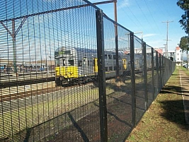 High Security Mesh Fencing - Securemax 358 by AUSTRALIAN SECURITY FENCING PTY LTD, NSW 2756
