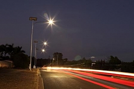 Solar lighting for minor roads by ORCA SOLAR LIGHTING PTY LTD, QLD 4214