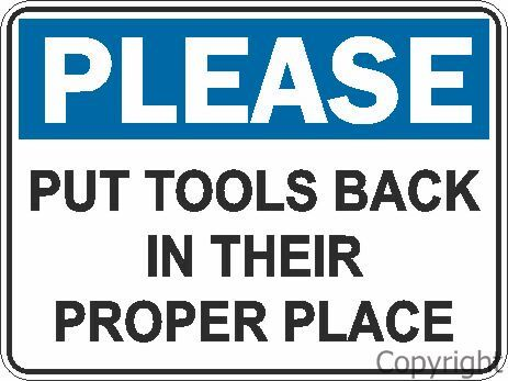 Please Put Tools Back In 225x300 By Wilcox Safety