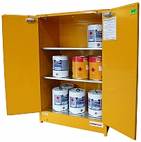 Flammable Liquids Storage Cabinet - 350L by STOREMASTA, TAS 7320