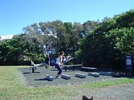 FITNESS TRAILS AND CIRCUITS by FITNESS TRAILS, ACT 2607